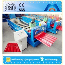 H25 Galvanized Aluminum Roofing Sheet Roof Tile Making Machine