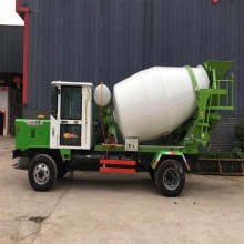 self loading mixer beton