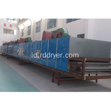 DW Hot Sale Vacuum Conveyor Belt Dryer Untuk buah