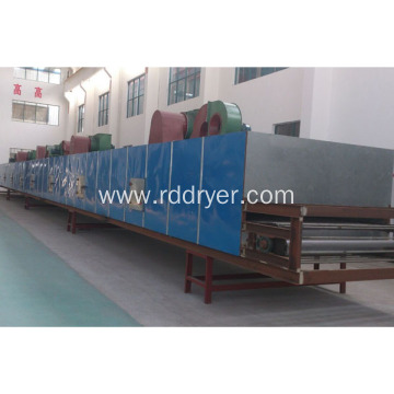 DW Hot Sale Vacuum Conveyor Belt Dryer For fruit