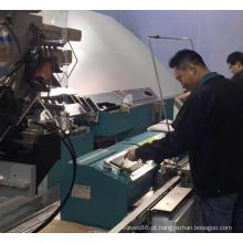 Extrusora automática de butil silicone