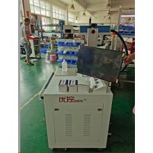máquina de solda a laser de fibra