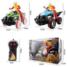Licht Musik Fernbedienung Düne Buggy RC Motor Spielzeug