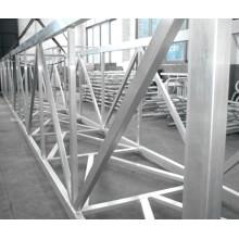 Chine Produits de soudage tubulaires en acier d'usine