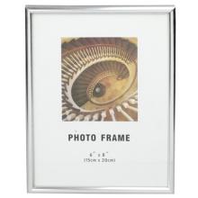 Cadre pour Photo Pvc argent 6x8inch classique
