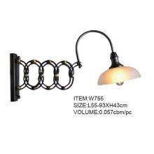 Lámpara de pared decorativa del estilo europeo con CE y UL (W755)
