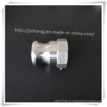 Acero inoxidable un tipo conectador rápido (DN15-DN300)