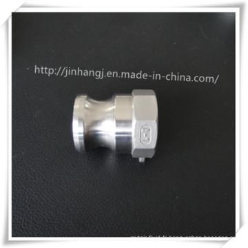Connecteur rapide en acier inoxydable type (DN15-DN300)