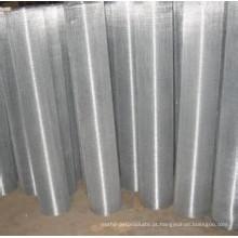 Malha de corda de arame de aço inoxidável de alta temperatura