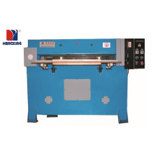 Hydraulic cutting machine for blister package