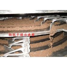 Secador de placa continuo de la serie PLG 2017, transportador de la fricción de los SS, secadores de maíz usados vertical para la venta