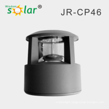 led outdoor solar bollard light with intelligent control