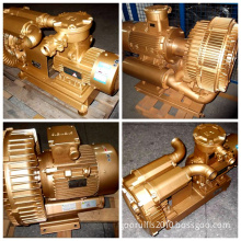 Customized Atex Approved Explosion Proof High Vacuum Pump with Simens Motor