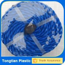 Cuerda plástica industrial para uso de embalaje