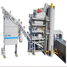China Factory for Lb Asphalt Plant Performance Grade Asphalt Plant For Sale UK supply to India Importers