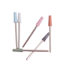 Rubber Silicone Nail Buffer Electric Manicure Machine Nail Drill Bit
