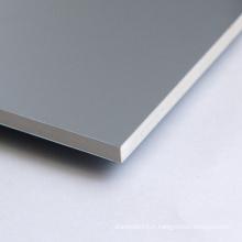 Panneau composite en aluminium ignifuge A2 Grade A2