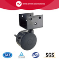 PP U Type Braked Furniture Caster