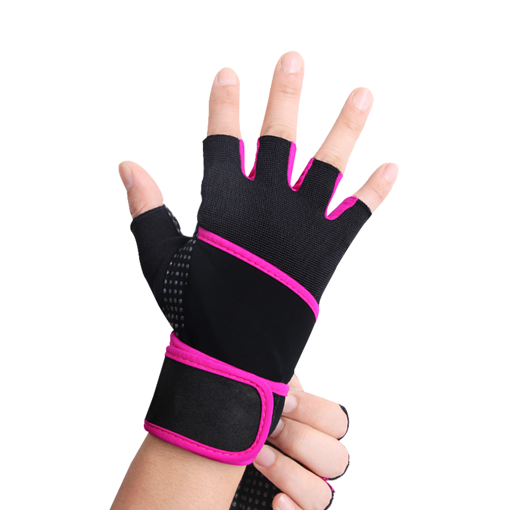 Fitness lifting gloves