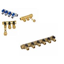 Brass Fordged Manifolds (a. 7024)