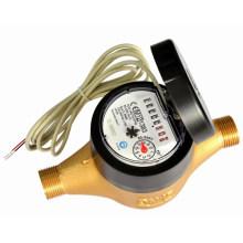 Объемный поршневой сухого типа счетчик воды класса D / R315