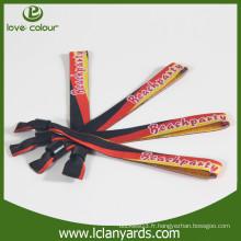 Bracelets vip faits sur commande pour les boîtes de nuit et les bars