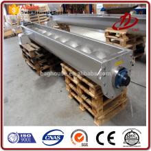 Transporteur à vis à ciment flexible pour fabricant professionnel