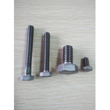 "1/4-5/8"" BS Bolt Full Thread, Plain"