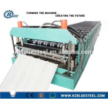 Hot Sale Corrugated And IBR Metal Profile Roofing Sheet Making Machine, Sheet Metal Roofing Roll Forming Machine