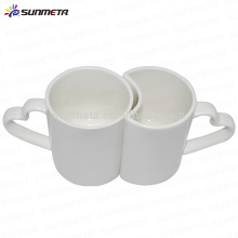 Sublimation Couple ceramic Mug