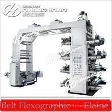Letterpress 8 Color Film Flexography Printing Machine