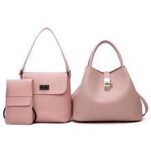 Seau de sac de mode nouveau design sac en cuir bien