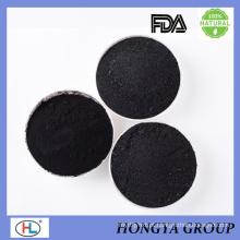 Tipo de Carvão Ativado de Preço Razoável de Alta Qualidade e Forma de Pó de Carvão Ativado