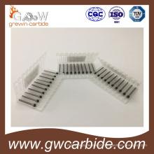 Corte rotativo de rebarbas de carboneto de tungstênio
