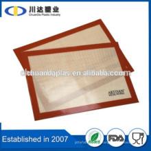 Los productos más vendidos PFOA Alfombra artesanal antiadherente para hornear de silicona
