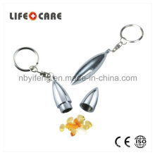 Medical Mini Metal Pillbox for Promotion Gifts