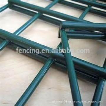 Hengshui производитель экспорт декоративный забор из двух проволоки