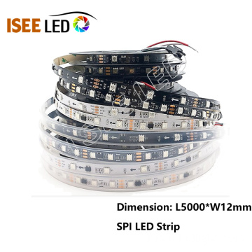 Edge LED éclairage décoration Digital LED Strip Light