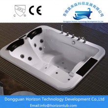2 Person Drop in massage Bathtub