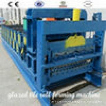 Steel Roof Tile Roll Forming Machinery (AF-G828)