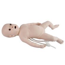 Modelo de treinamento de habilidade de enfermagem para ciclos de cateterismo para bebês infantil