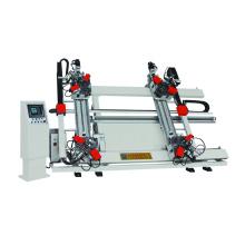 CNC-Vierkopf-Alu-Eck-Crimpmaschine