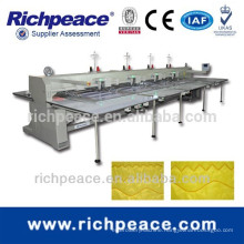 Richpeace Computerized Multi-Head Template Sewing Machine for thin cloth