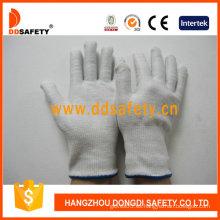 Guantes de trabajo de seguridad de la industria cárnica con guante de resistencia al corte-Dcr106