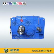Reductor de engranajes de grúa industrial de salida de eje sólido