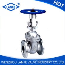 API 150lb Flange Stainless Steel Gate Valve for Water