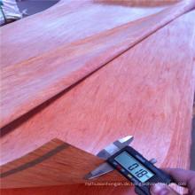 Gute Farbe und Getreide Bintangor Furnier mit ABCD Grade