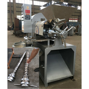 High Quality Oil Expeller Machine