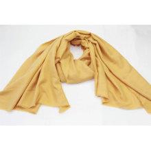 new women Plain color long scarf fringe on four side super soft hand feeling
