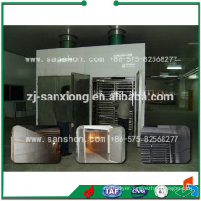 China Food Tunnel Dehydrator Dryer